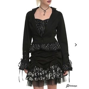 Disney Nightmare Before Christmas Dress & Jacket